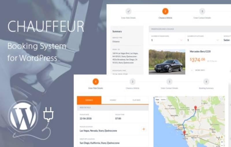 шаблон предназначен для аренды автомобилей