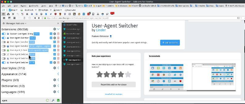 он определяет, каким именно браузером пользуется пользователь